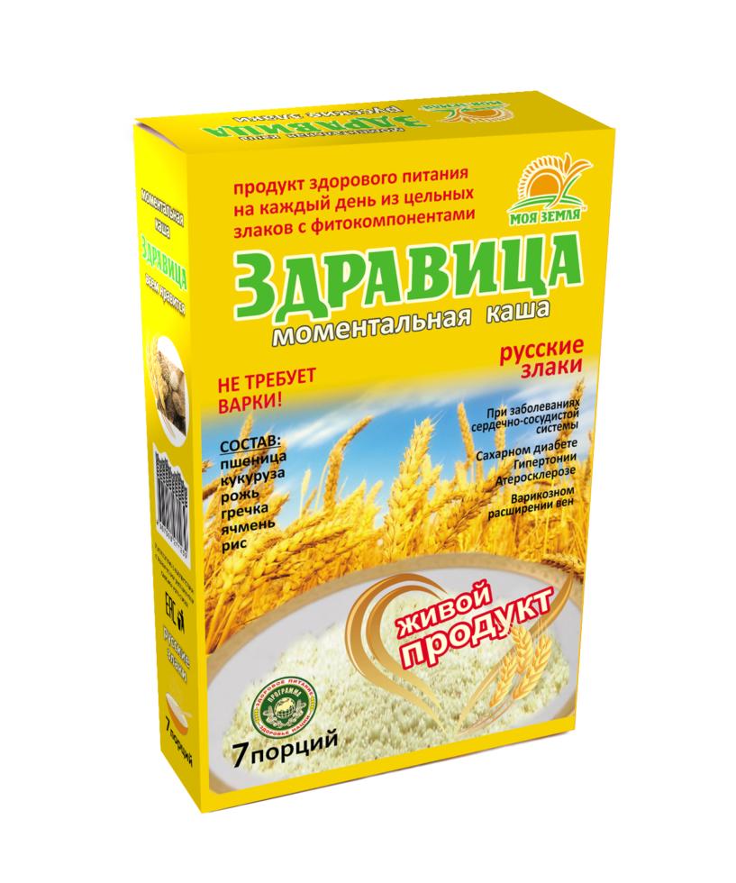 Каша «Русские Злаки», 200г