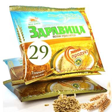 Каша №29 «Пшенично-овсяная», 200г