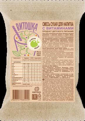 Напиток с 13 витаминами «Витошка» Яблоко (1кг)