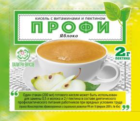Кисель с 13 витаминами и Пектином «Профи»